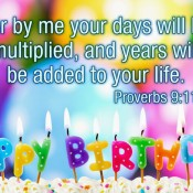 Birthday Verses and Ryhmes